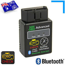 2017 HHOBD ELM327 OBD2 ODBII Bluetooth CAN BUS Scanner Car Torque Android PC