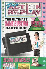 ## SEGA Mega Drive - Pro Action Replay - TOP / MD ##