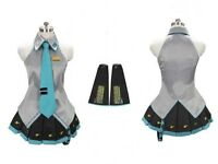Vocaloid Hatsune Miku Costume Cosplay Anime Manga NEW