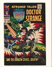 STRANGE TALES #163 STERANKO NICK FURY DR STRANGE Marvel Silver Age NICE