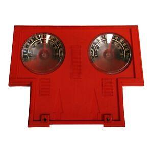 Vintage Mattel Hot Wheels 1969 Dual Lane Speedometer Replacement Part Piece USA