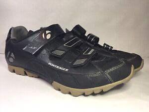 Bontrager Evoke Cycling Shoes Black Size 12 US