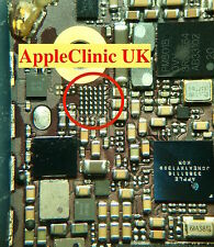 Repair Service not Charging for iPhone 5C 5S  heating draining 1610A1 U2 USB IC