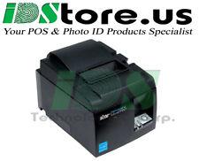 Star Micronics futurePRNT TSP143IIILAN Direct Thermal Receipt Printer, Gray