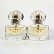 New! 2 X Estee Lauder Beautiful Belle Eau de Parfum Spray 0.14 oz / 4 ml each