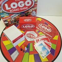 Drumond Park The LOGO Board Game - The Family Board Game of Brands and Products