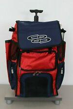 Boombah Baseball Softball Superpack No front flap Red Navy