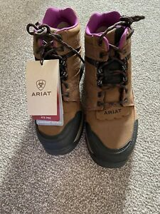 Ariat Boots Brand New 6.5 Palm Brown Ladies