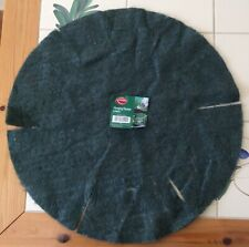 "Green Hanging Basket Liner Suitable For 12"" Basket"