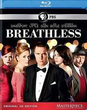 Masterpiece: Breathless - Original UK Edition - New/Sealed Blu-Ray 2-Disc Set