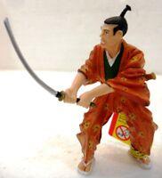 PLASTOY 65706-SAMURAI con/spada in  Kimono cm. 8,3 - peso gr. 23