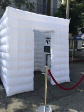 Inflatable Professional LED Photo Booth Tent