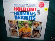 HERMAN'S HERMITS HOLD ON SOUNDTRACK '66 VINYL LP SEALED! MINT! NEW! RARE!