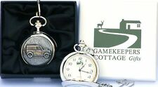 Land Rover  Pocket Watch Gift Boxed FREE ENGRAVING