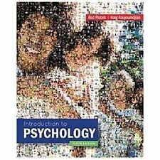 Introduction To Psychology 10th Int'l Edition