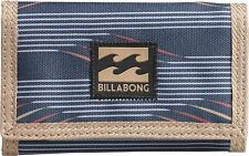 BILLABONG MENS WALLET.ATOM TRIFOLD HOOK LOOP CREDIT CARD MONEY PURSE 8W WL01 37