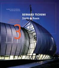 Bernard Tschumi/Zenith de Rouen: Source Books in Architecture, , Gannon, Todd, V