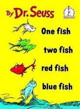 One Fish, Two Fish, Red Fish, Blue Fish (Hardback or Cased Book)