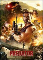 Predator Classic Movie Poster Art Print A1 A2 A3 A4 Maxi