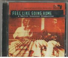 CD FEEL LIKE GOING HOME OST Martin Scorsese Son House Lead Belly 20 Blues Tracks