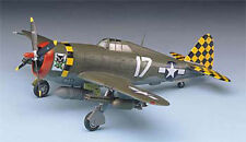 Academy 1/72 P-47D Thunderbolt Razorback Plastic Model Kit 12492 ACY12492