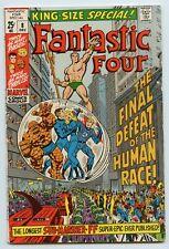 Fantastic Four King-Size Special #8 GD Marvel Comics 1970