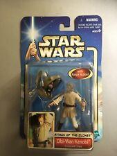 Star Wars Attack of the Clones OBI-WAN KENOBI Coruscant Chase