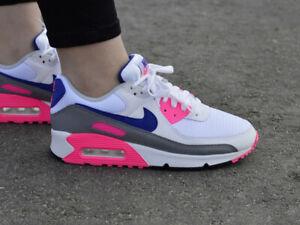 Nike Air Max III 90 CT1887-100 Damen Sportschuhe Sneaker