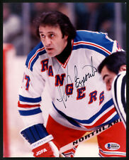Phil Esposito Autographed Signed 8x10 Photo New York Rangers Beckett BAS #H44474