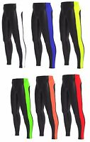 Mens Compression tights Base layer long pants running yoga Gym fit pants