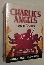 Charlie's Angels: LA SERIE COMPLETA - DVD COFANETTO NUOVO E SIGILLATO