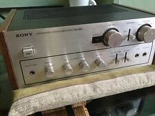 Sony TA-2650 Amplifier. Vintage 1975