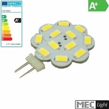 G4 LED Stiftsockel - 12x SMD 5630 - 250Lm - 2,9W (Blume) - warm-weiß