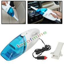 12V Mini Car Auto Vehicle Wet Dry Handheld Vacuum Cleaner Portable Rechargeable