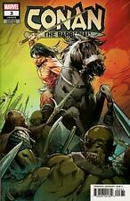 Conan The Barbarian Vol 4 #3 Greg Land 1 in 25 Variant Cover