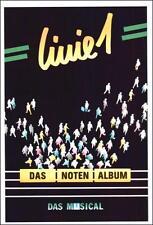 Linie 1 Das Noten Album - Sammelband, Klavieralbum - ECHO Verlag - 9790700078003