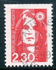 STAMP / TIMBRE FRANCE OBLITERE  N° 2629  MARIANNE DU BICENTENAIRE / DE CARNET