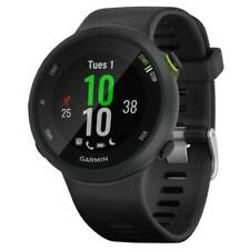 Garmin Forerunner 45 GPS Running Watch, Large - Black