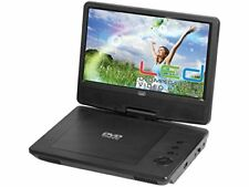 Trevi PDX 1409 Portabler DVD Player 9 Zoll LED USB SD-Card 16:9 180 Grad Display