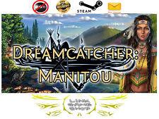 Dream Catcher Chronicles: Manitou PC Digital STEAM KEY - Region Free