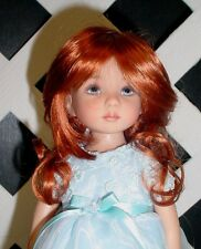 "Doll Wig, Monique Gold ""Melissa"" Size 6/7 DOUBLE RED"