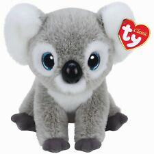 Ty Beanie Babies 90235 Kookoo the Grey Koala Medium