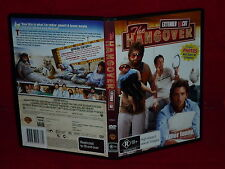 THE HANGOVER: EXTENDED UNCUT (DVD, R 18+)