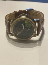 Fossil Planet X Marvin The Martian Wb & Warner Bros Collection Watch New Batt
