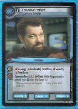 Thomas Riker (Foil) - Star Trek - Customizable Card Game CCG Englisch DS9