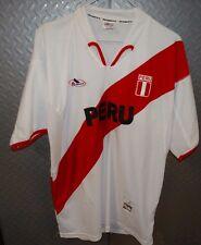 17465/ Peru National Soccer Team Futbo Jersey / Shirt Adult Large