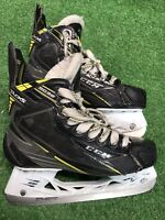 CCM TACKS 5092 Junior Jr. Ice Hockey Skates Size 5.5 D Or 6.5 Shoe fast shipping