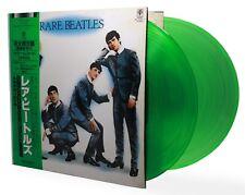 RARE BEATLES 2 LP GREEN VINYL ALBUM