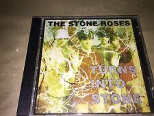 The Stone Roses - Turns Into Stone : CD Album: VGC: BELOD