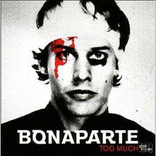 Bonaparte - Too Much LTD + Live-CD 2CD NEU